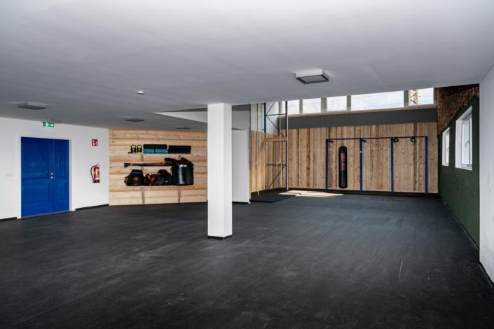 Ausstattung Trainingszentrum | Trainingsaal - Sportbereich | Act & Respond GmbH