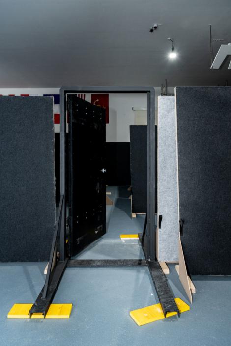 Ausstattung Trainingszentrum | Breach-Door | Act & Respond GmbH