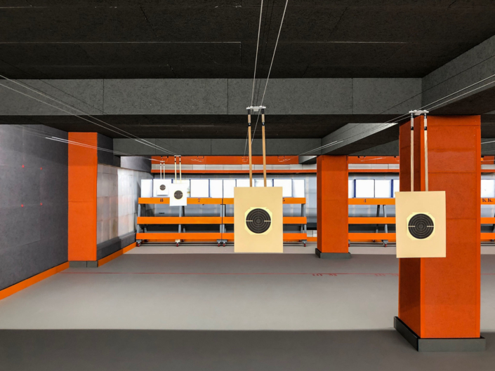 Ausstattung Trainingszentrum | Seilzuganlage |Act & Respond GmbH