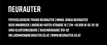 Psychologische Praxis MMAG. Sonja Neurauter